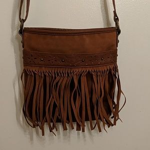 Tilly's crossbody faux leather bag
